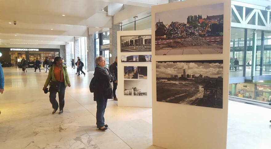 expo 50 ans Manhattan